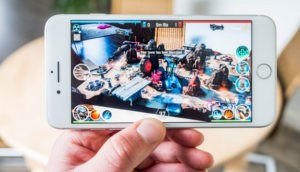 Augmented Reality fürs Smartphone