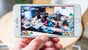 Augmented Reality fürs Smartphone