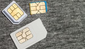 Mini-, Micro-, Nano SIM