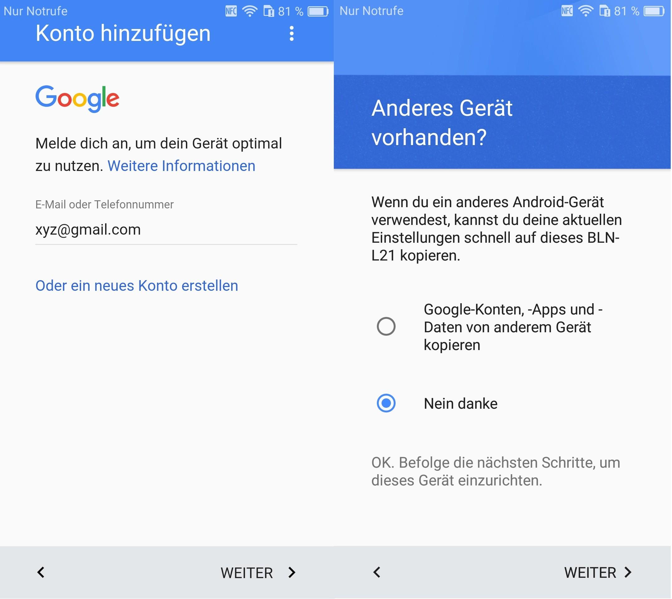 Handy einrichten: Checkliste für Dein neues Android-Smartphone