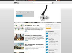 Screenshot hifi.de