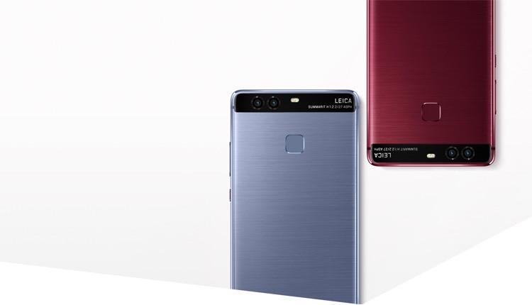 Huawei P9 Update