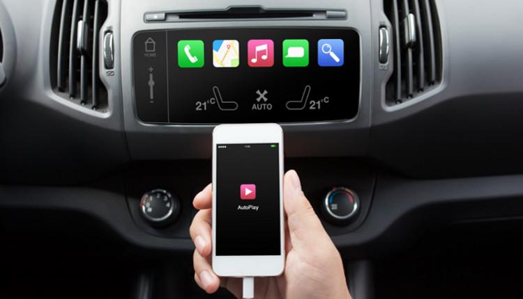 Handy im Auto