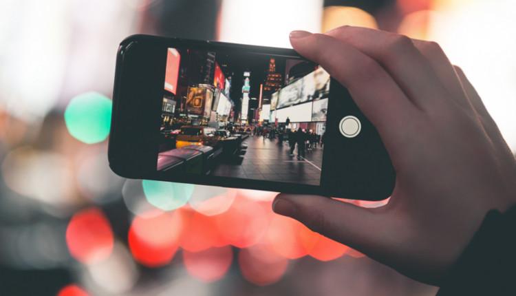 Fotos nachts aufnehmen mit dem Handy