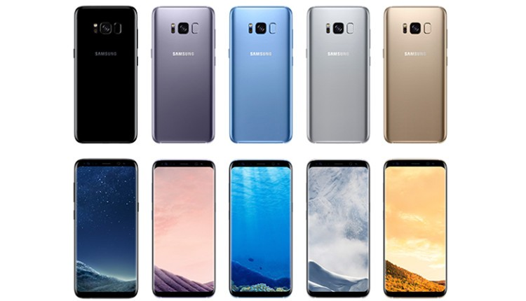 Samsung Galaxy S8 im Preisfall