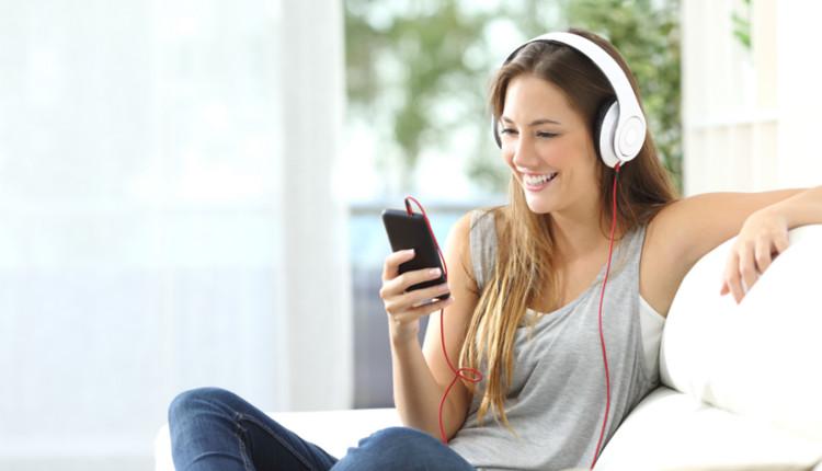 Musik hören, Musik streamen