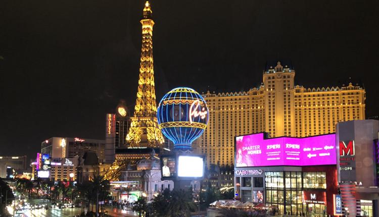 CES Tag 1 Las Vegas