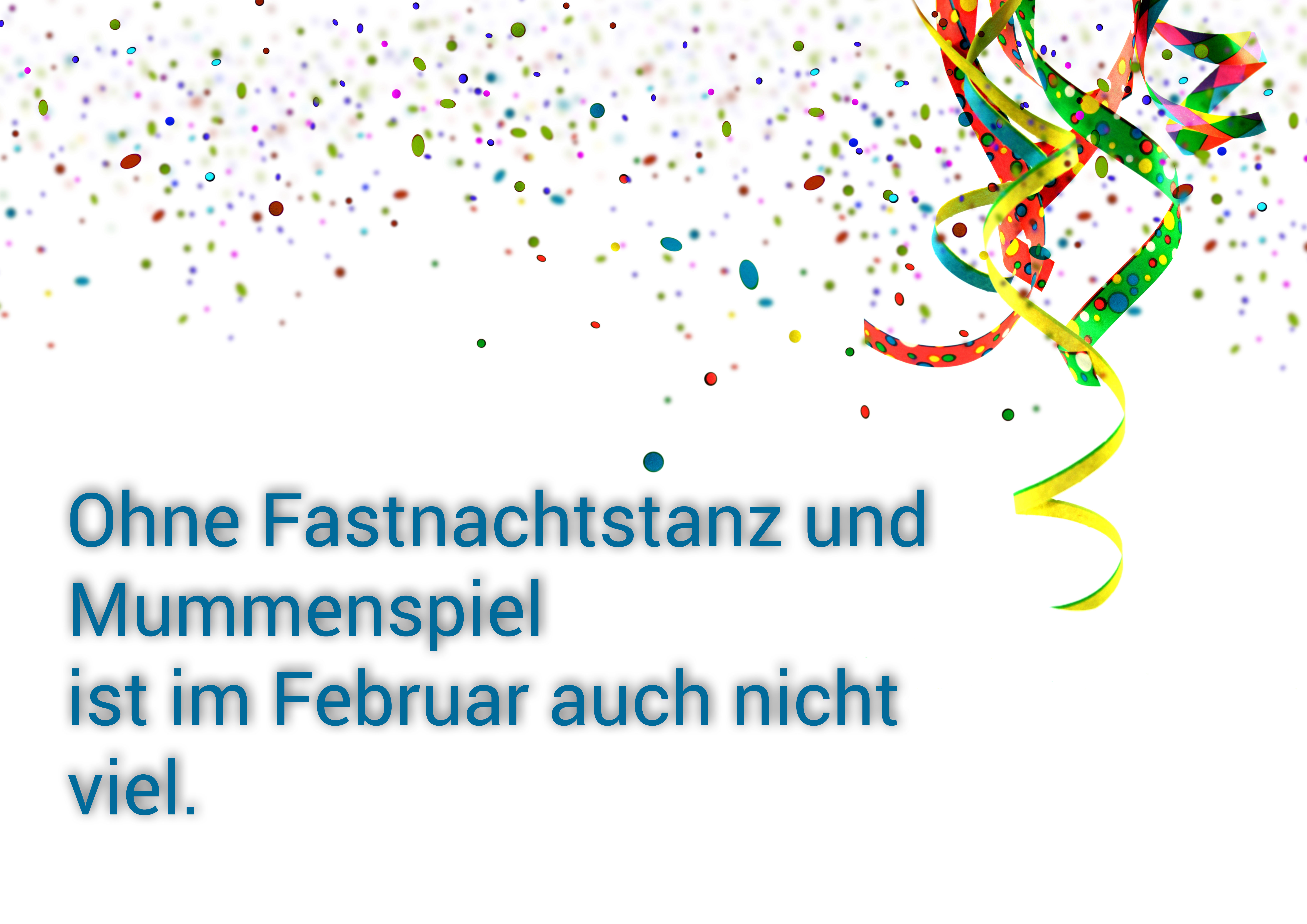 4. Karnevalssprüche für WhatsApp