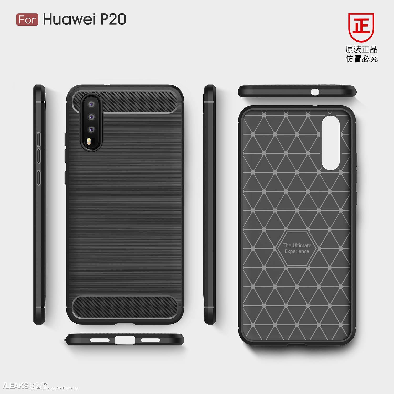 Gerücht: Triple-Kamera beim Huawei P20 und Notch für das ...