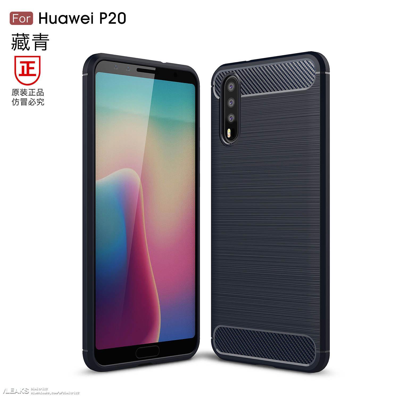 2_Huawei P20 Hülle Gerücht