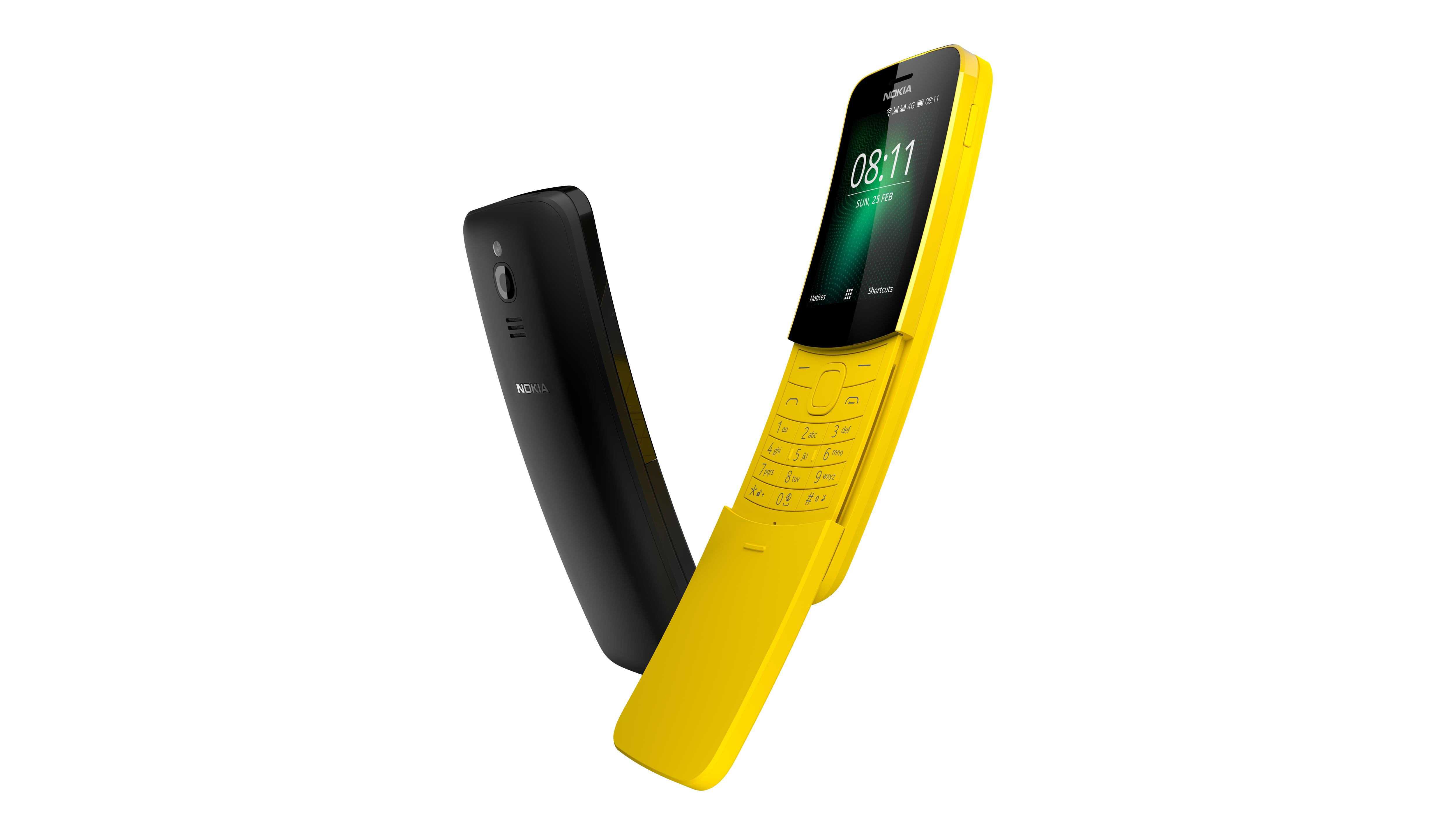 Nokia bringt das 8110 neu raus