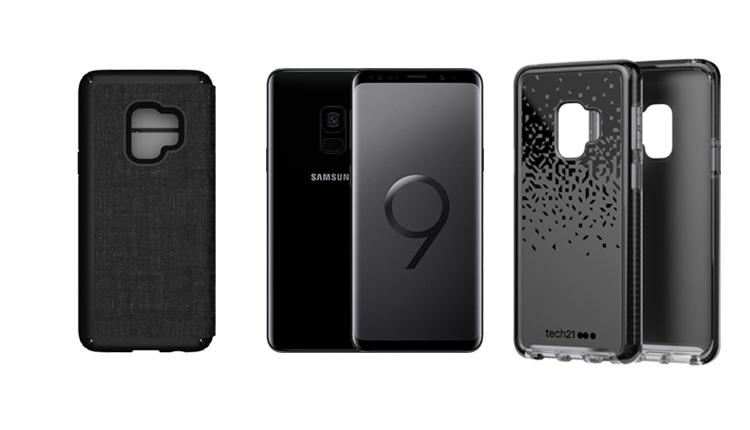 Schutzhüllen für das Galaxy S9/S9+: Speck und tech21 stellen neues Zubehör vor