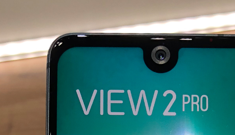 Wiko View2 Pro im Hands-On