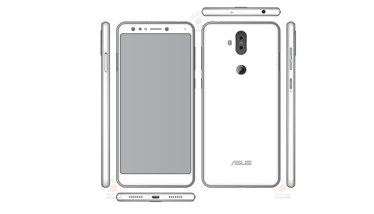 Asus ZenFone 5 - Asus könnte gleich fünf Modelle präsentieren