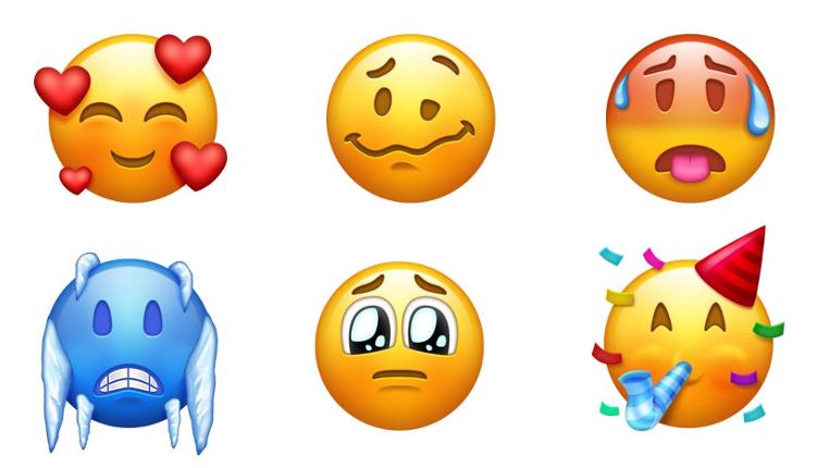 Unicode 110 Freigegeben 66 Neue Emojis Kommen Handyde