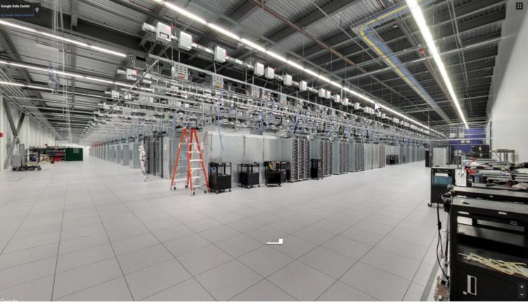 iCloud-Daten bei Google
