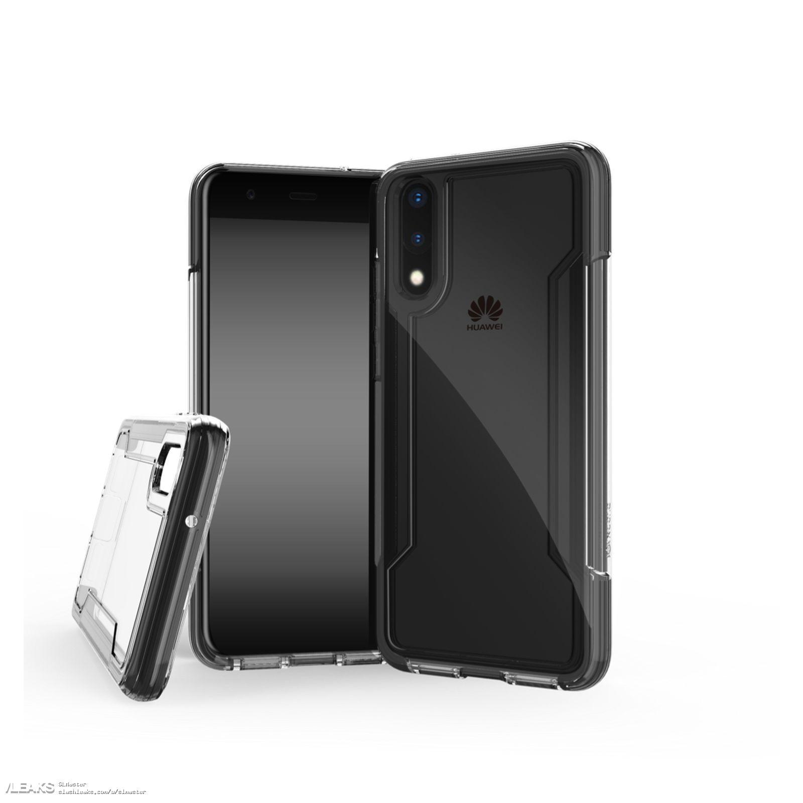 1_Huawei P20 Hülle Gerücht