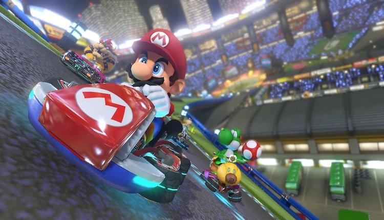 Mario Kart 8 auf der Wii U