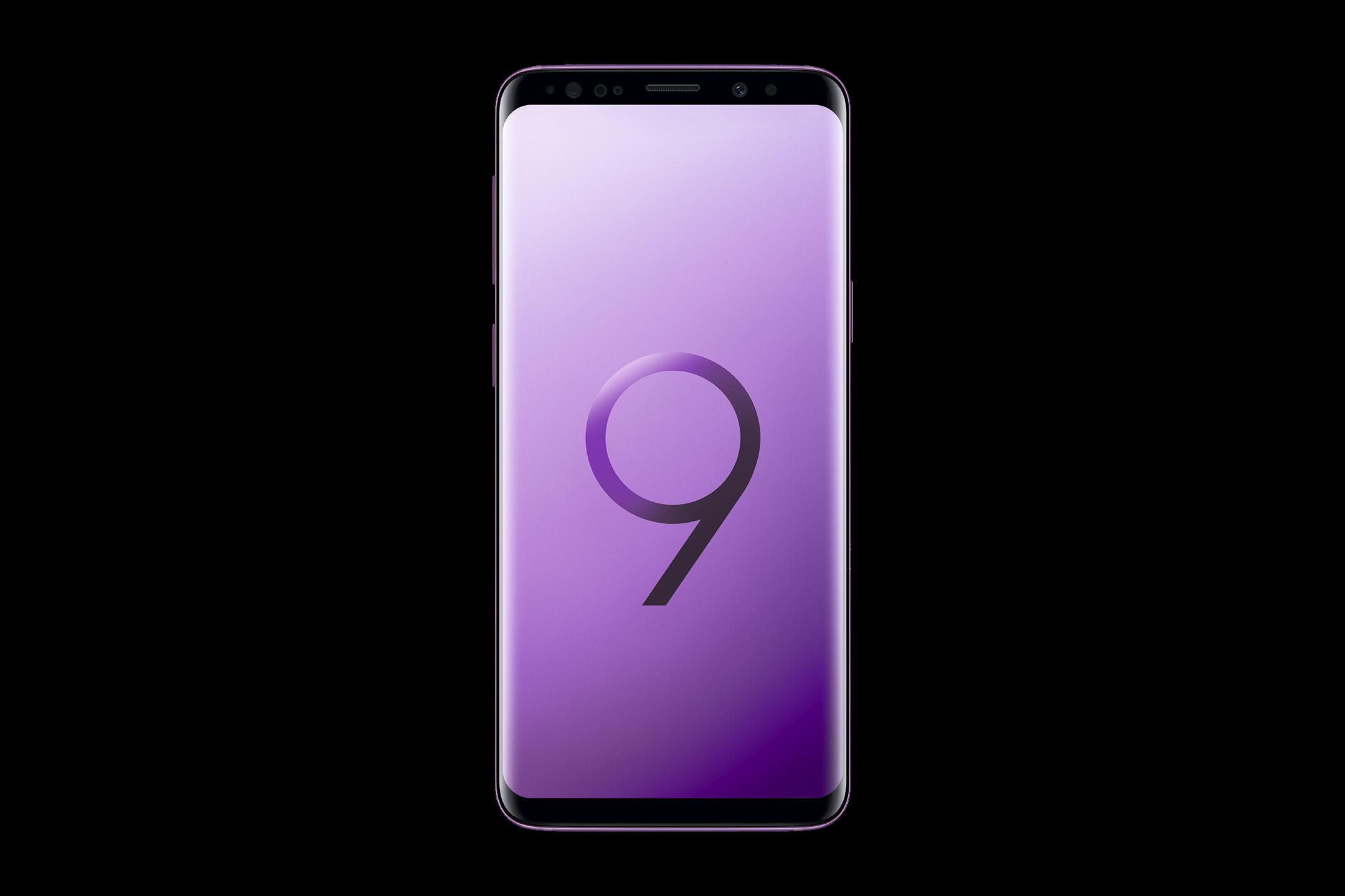 6_Samsung Galaxy S9 in Pink
