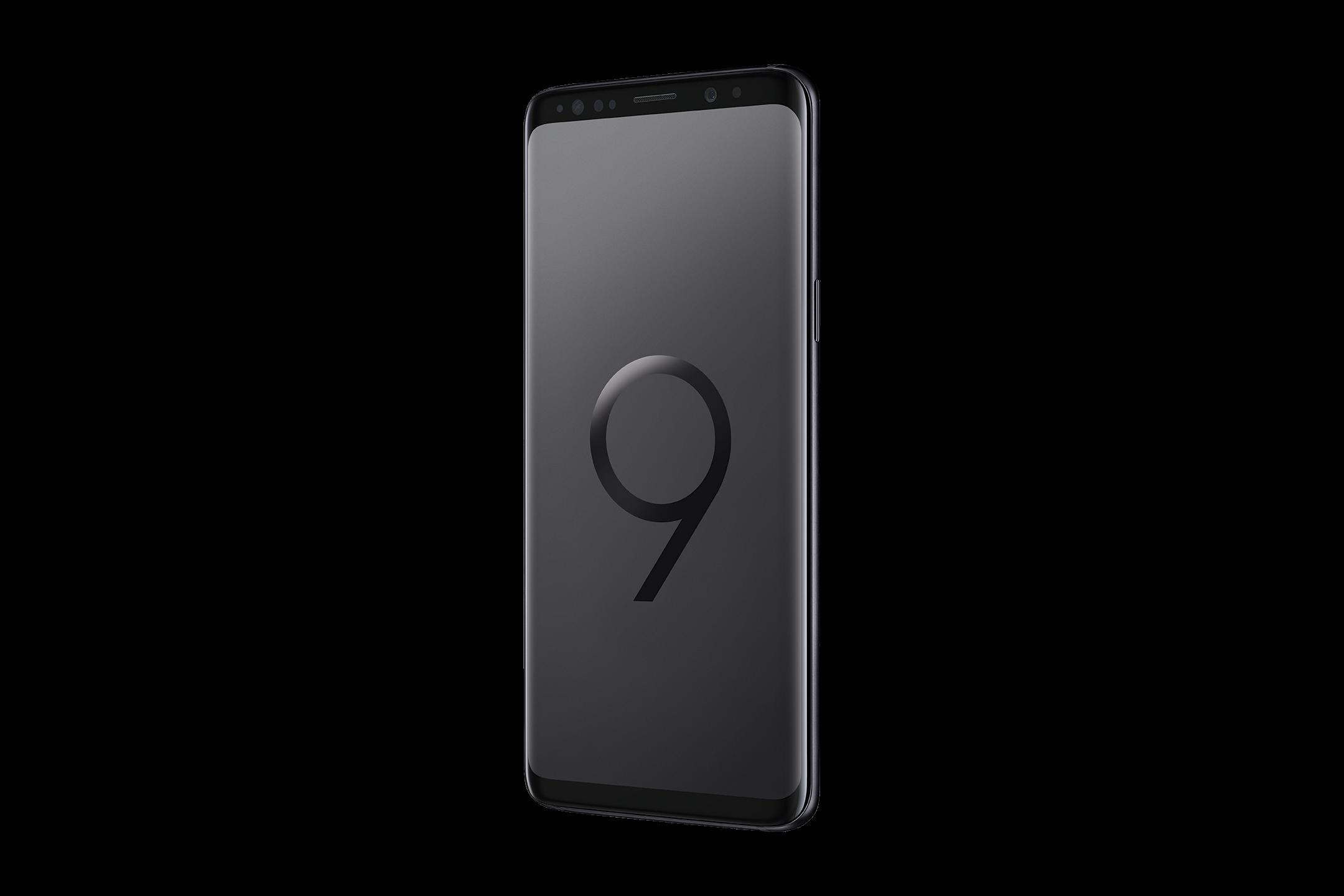 12_Samsung Galaxy S9 in Schwarz