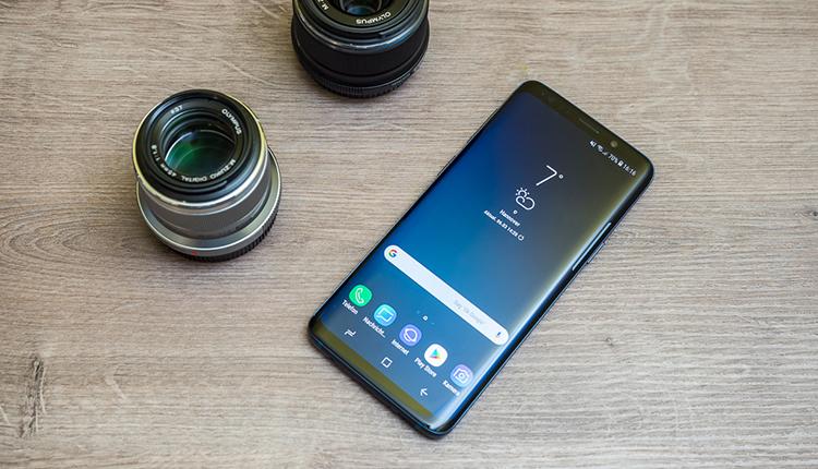 Galaxy S9 im Test