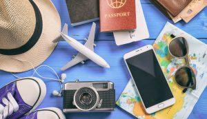 Mit dem Smartphone im Ausland: Darauf solltest Du achten