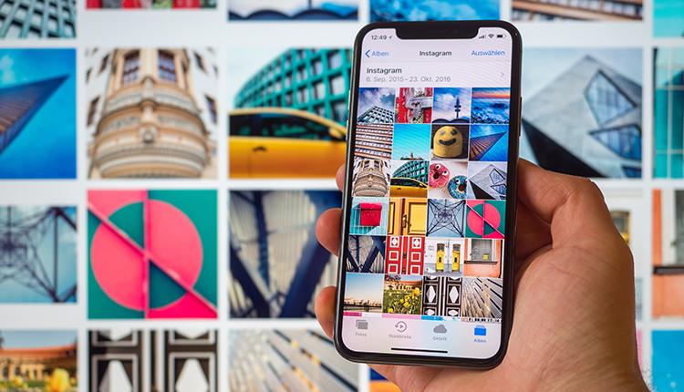 Fotos in der iCloud zwischen iPhone und Mac synchronisieren