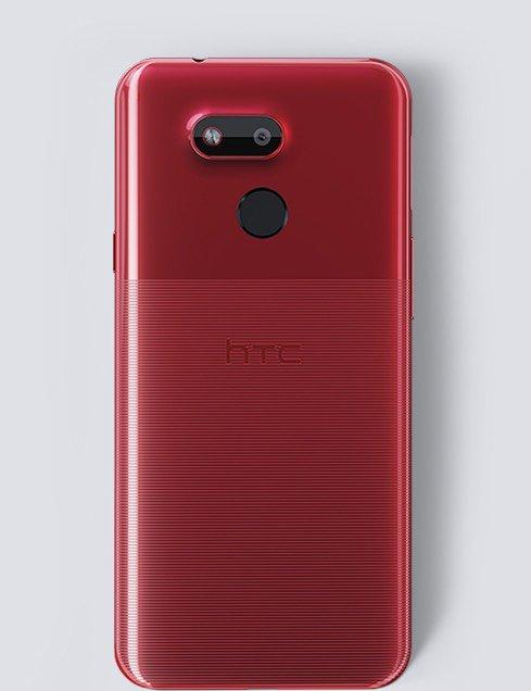 Das HTC Desire 12s kommt als Einsteiger-Smartphone in drei Farben