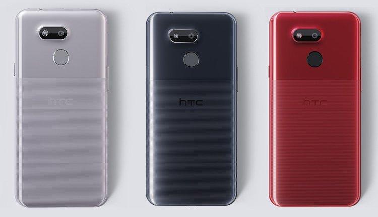 HTC Desire 12s kommt in drei Farben
