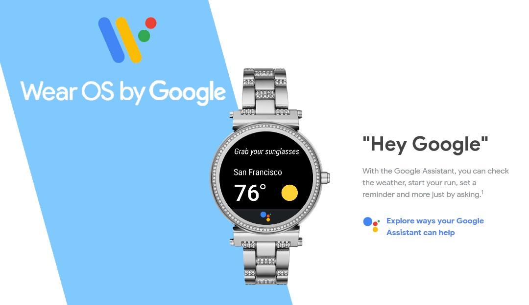 Aus Android Wear wird WearOS