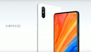 Xiaomis Flaggschiff: Das Mi MIX 2S