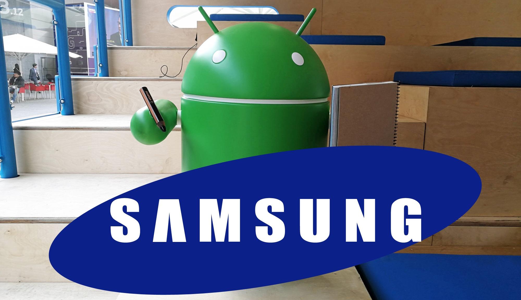 Android-Sicherheits-Updates bei Samsung