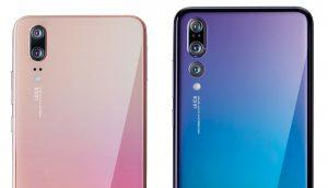 Kameras des Huawei P20 und P20 Pro