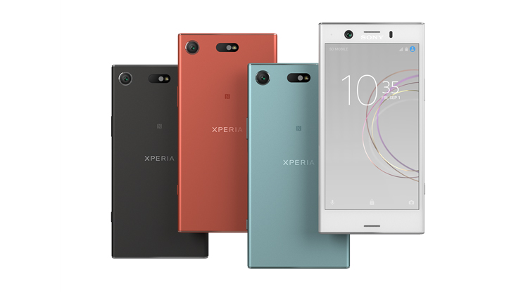 Sony Xperia XZ1 Compact im Angebot bei Aldi Nord