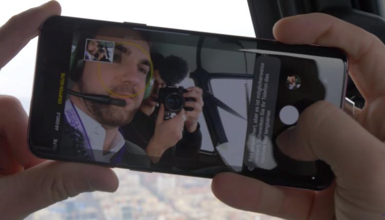 Kamera-Test beim Samsung Galaxy S9+