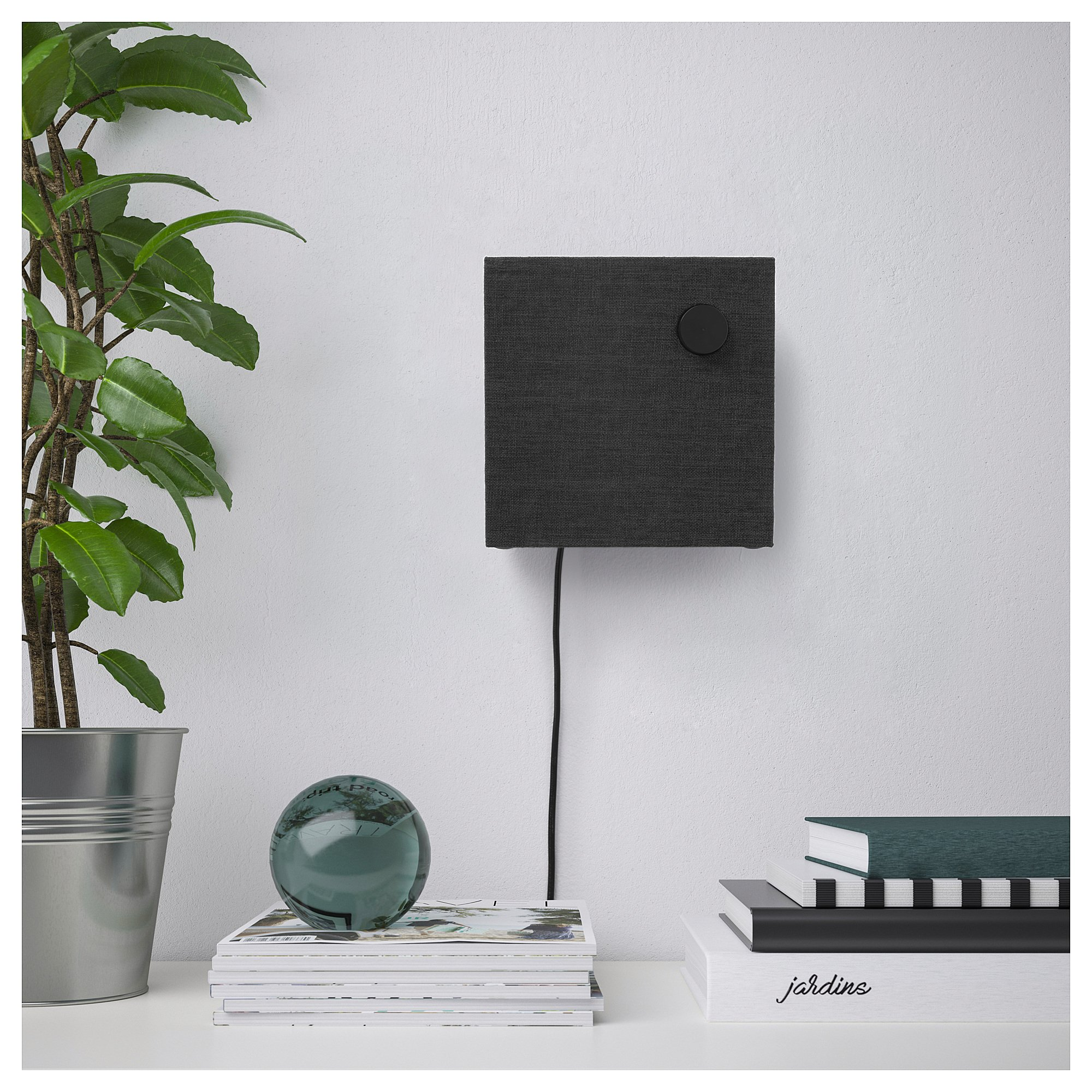 ikea eneby bluetooth lautsprecher aus dem m belhaus. Black Bedroom Furniture Sets. Home Design Ideas