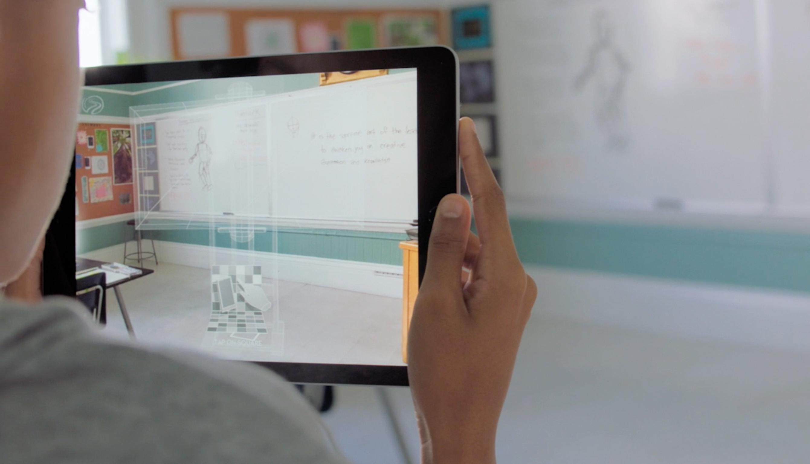 ARKit von Apple: Bald auch eine AR-Brille?