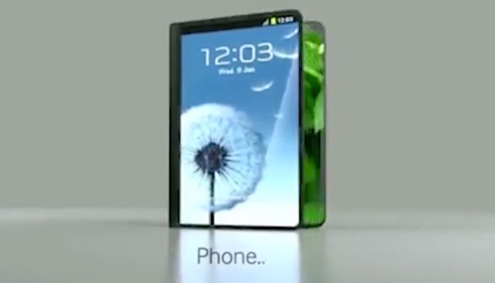 Faltbares Smartphone Samsung Galaxy Fold