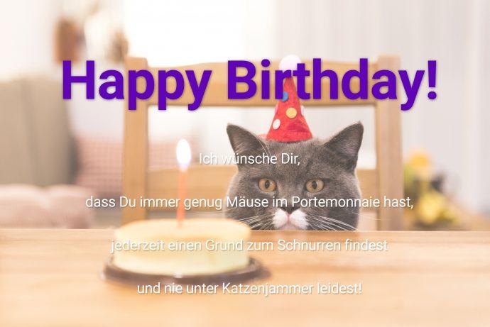 Whatsapp Geburtstagssprüche Mit Emojis Zum Kopieren Handyde