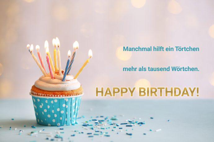 Happy Birthday: Verschicke Geburtstagsbilder per WhatsApp