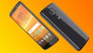 Moto E5 von Motorola