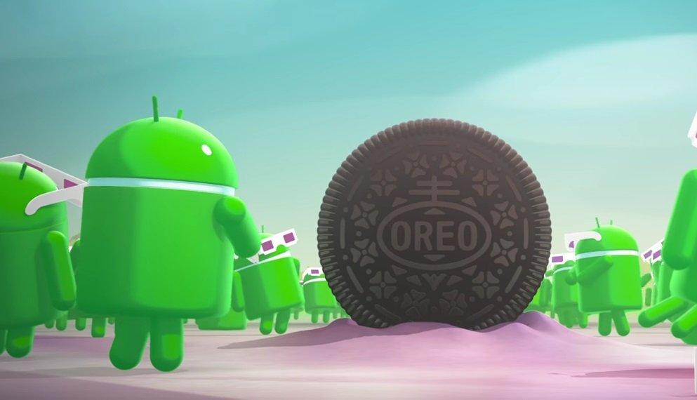 Update auf Android Oreo wird verteilt