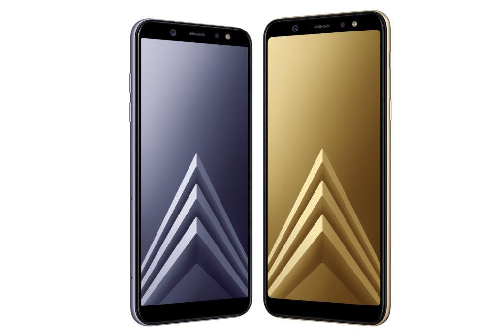 Handy Vergleich Samsung Galaxy A6 A6 Und A5 2017 Handy De