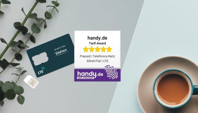 Bester Tarif Prepaid: handy.de vergibt die Tarif-Awards in sieben unterschiedlichen Kategorien