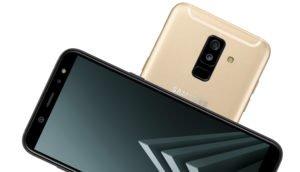 Samsung Galaxy A6 und Galaxy A6+ im Handyvergleich.