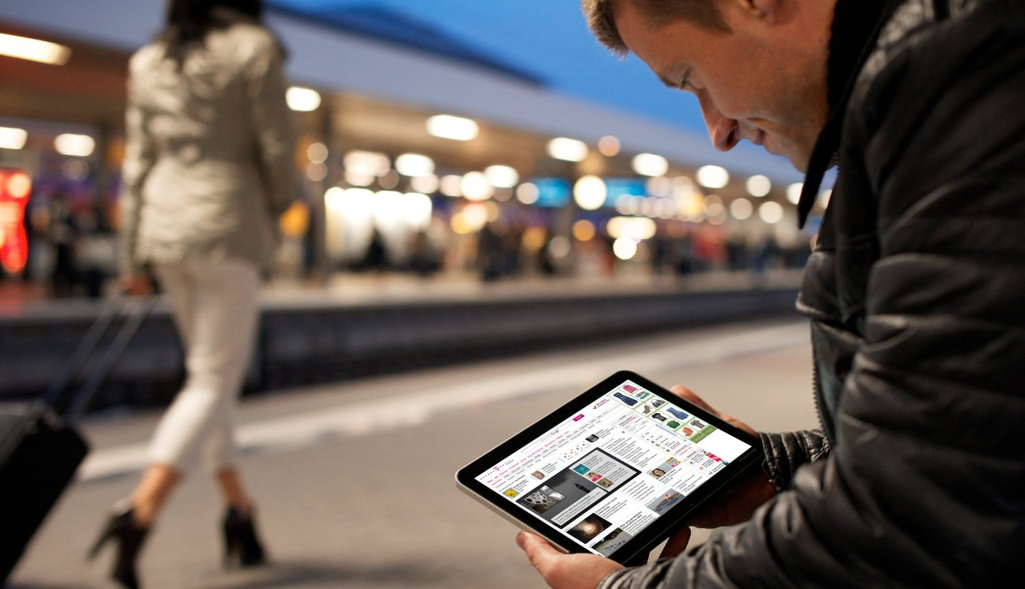 Mobiles Internet bei der Deutschen Telekom