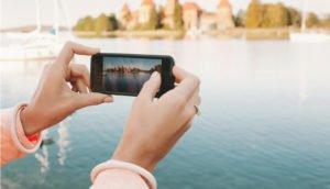 Fotografieren mit iPhone