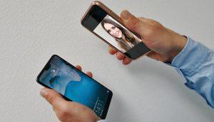 Das Huawei P20 Pro wird mit einem einfachen Selfie auf dem iPhone X entsperrt