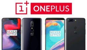 Vergleich OnePlus 6 und OnePlus 5T