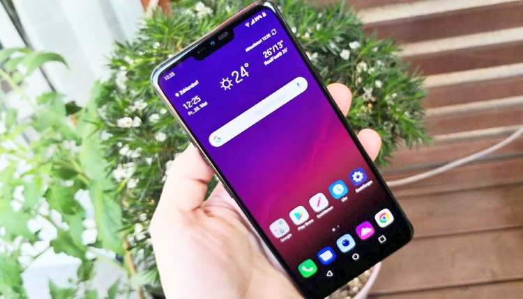 LG G7 ThinQ im Hands-On